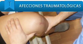 Afecciones Traumatológicas